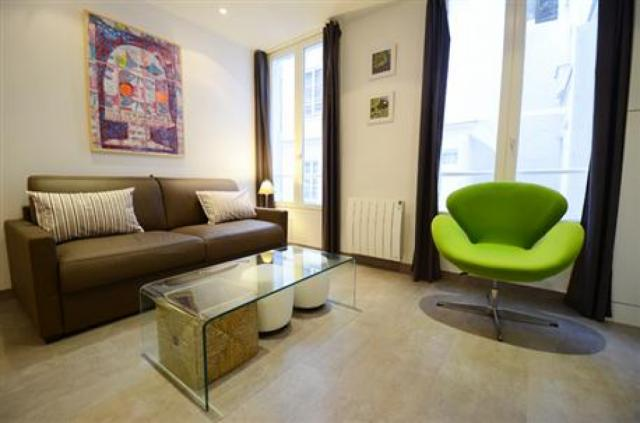 Design Laborde Apartment Paris